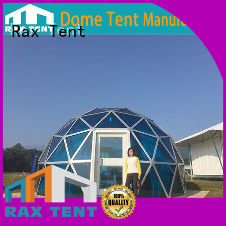 largest dome tent house RAXTENT Brand glass dome house