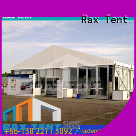 RAXTENT high-quality outdoor exhibition tents high-quality for glamping