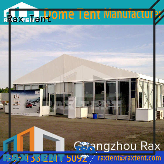 durable dome exhibition tent aluminum alloy frame for exhibition RAXTENT