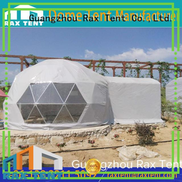 popular fiberglass dome shelter special design low cost for garden