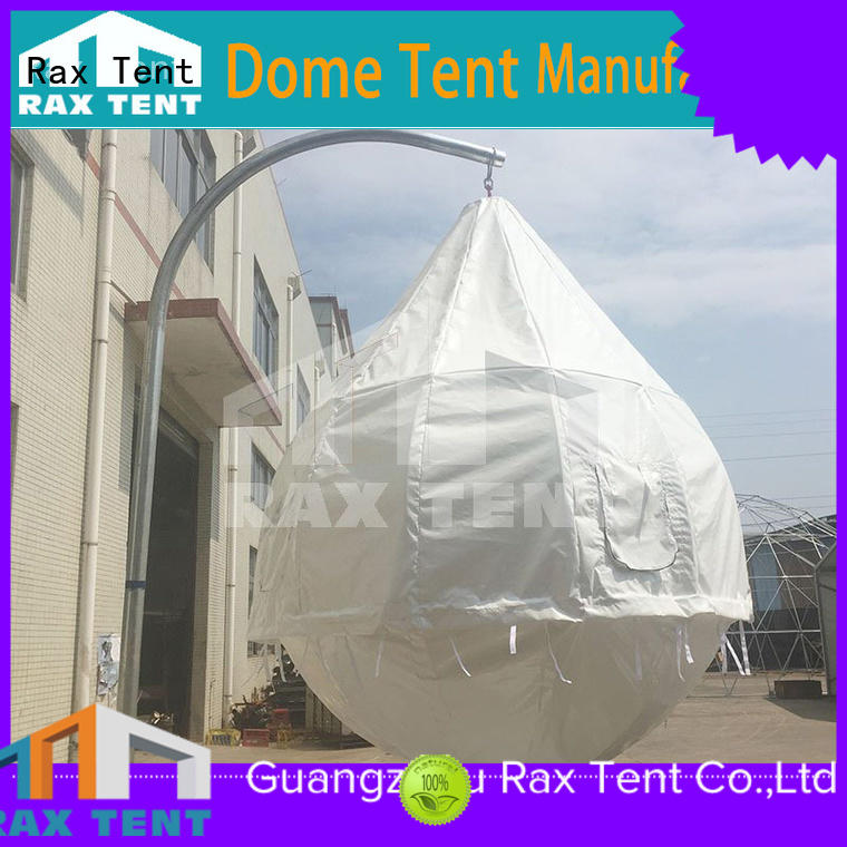 RAXTENT blue custom canopy ODM for celebration