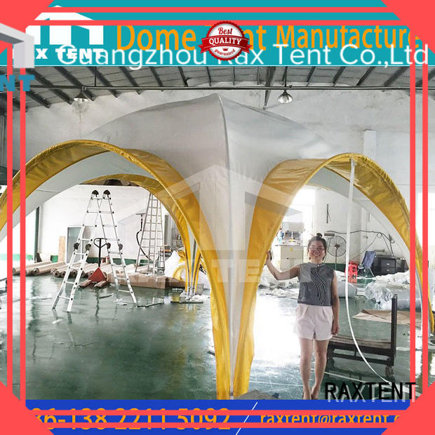 RAXTENT customized custom pop up canopy OBM for outdoor activity