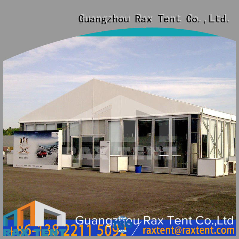 RAXTENT high-quality exhibition canopy tent for military