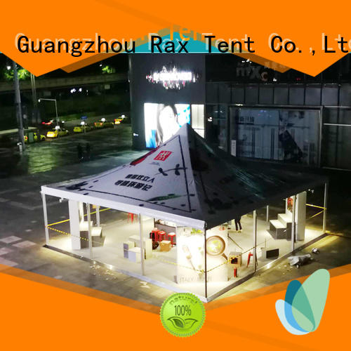at-sale white marquee tent at discount outdoor promotion
