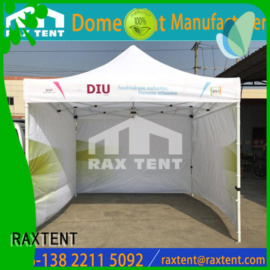 RAXTENT pop folding canopy waterproof for conference