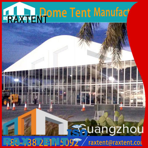 RAXTENT aluminum alloy white marquee tent at discount for decoration