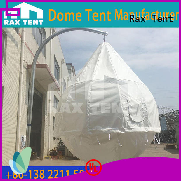 RAXTENT tree custom made gazebo canopy supplier for real estate