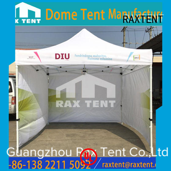 clear folding canopy fire resistance outdoor events