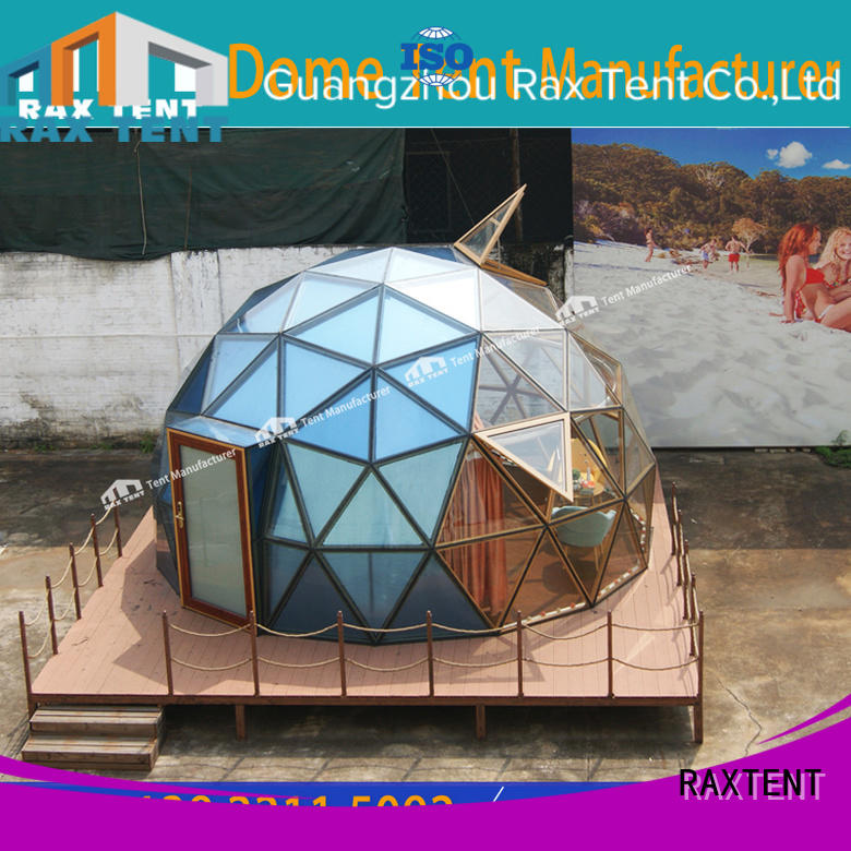 RAXTENT most suitable dome tent house fantastic for hotel