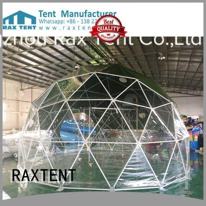 5m tree RAXTENT camping dome tents for sale