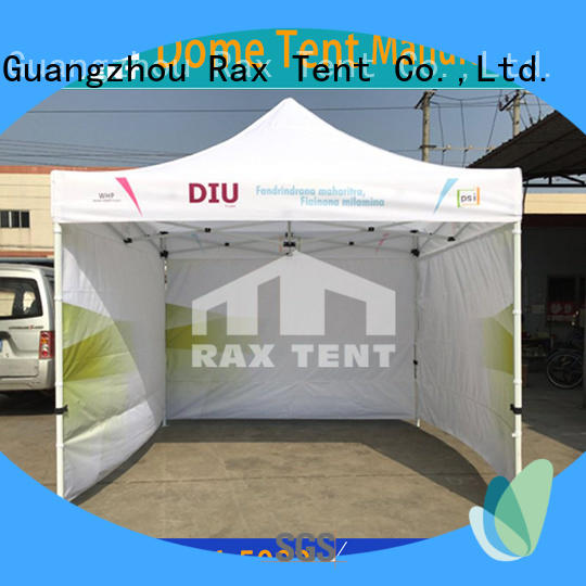 RAXTENT folding canopy shelters portable wedding for glamping