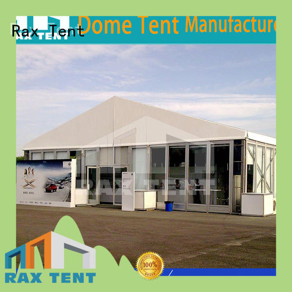 RAXTENT durable dome exhibition tent high-quality for glamping
