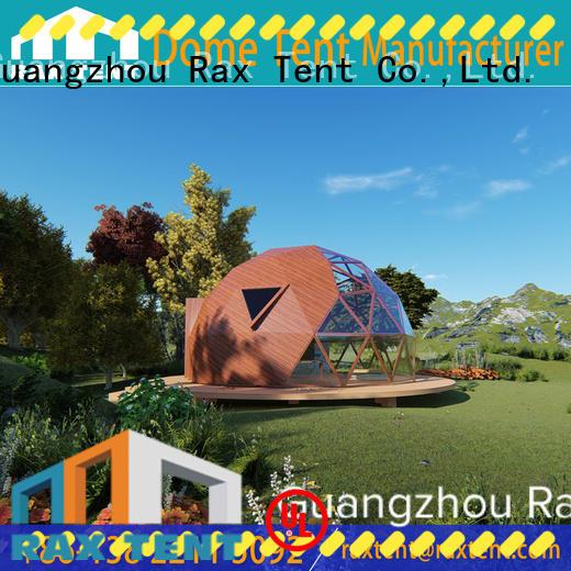 igloo fiberglass dome shelter fantastic for family resort RAXTENT