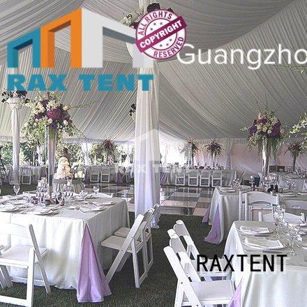 20x60m party marquee wall RAXTENT large white wedding tent