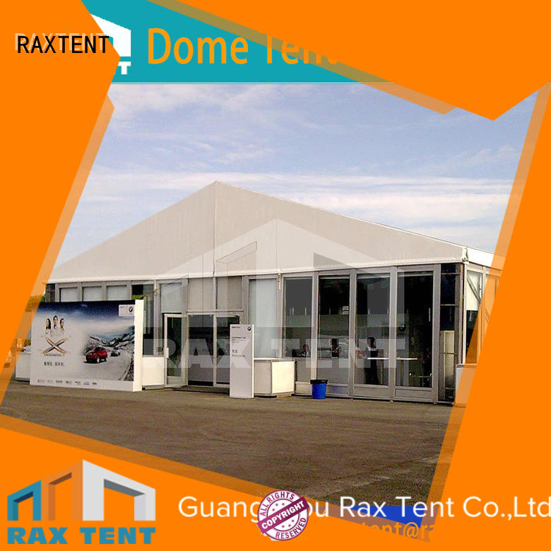 RAXTENT durable outdoor exhibition tents aluminum for exhibition