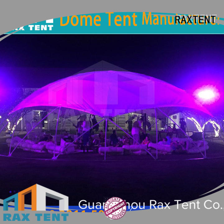 highly- rated custom made tents supplier ODM for anniversary