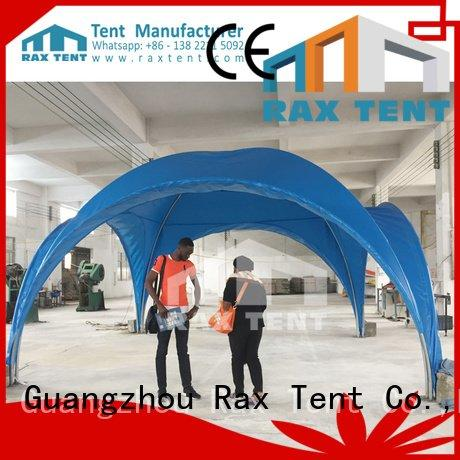 quadrangular custom tents RAXTENT custom made canopy